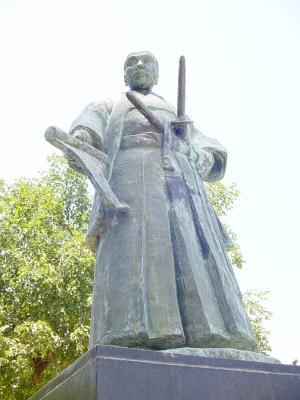 Estatua de Tsunenaga Hasekura