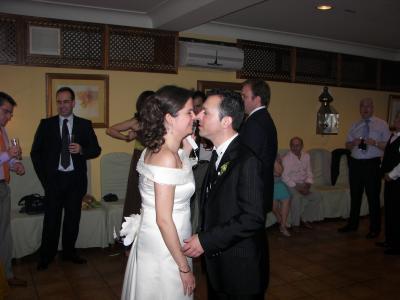 Manolo y Carmen, marido y mujer