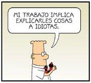 Dilbert 18/11/2007