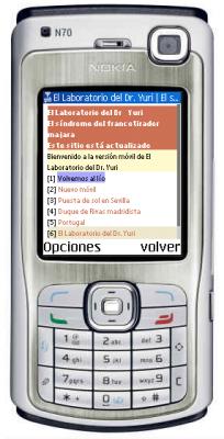 Versión móvil