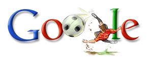 Logo de Google conmemorativo