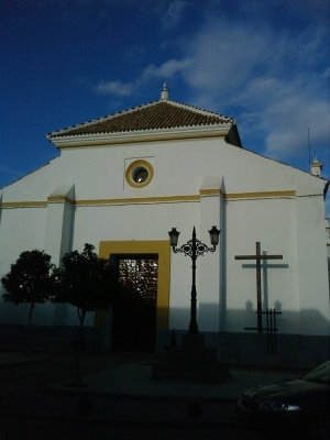 Iglesia de Guillena