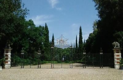 Reja del Palacio de Moratalla
