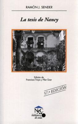 La tesis de Nancy, en la edición que manejo