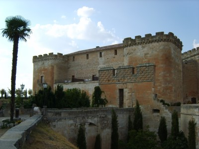 Un bonito castillo