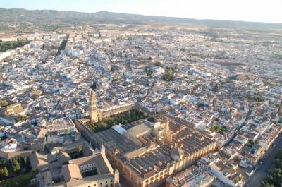Vista aérea de Córdoba (II)