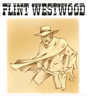 Sí, sí, Flint Westwood. A mí me la vas a dar...