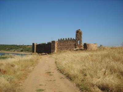 Ruinas -de nuevo- de Castrotarfe