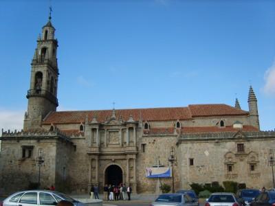 Catedral de la Sierra, Hinojosa del Duque