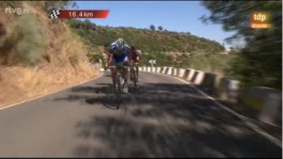 Las Ermitas en la Vuelta 2011