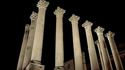 Templo romano de la c/ Claudio Marcelo, Córdoba