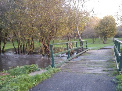 Crecida del río Tolka