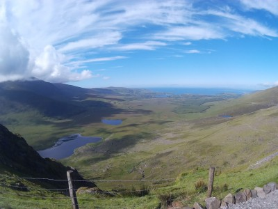 Paso de Conor, Península de Dingle