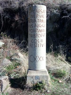 Miliario CXXX