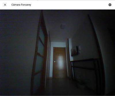 Captura de cámara MQTT en Home Assistant